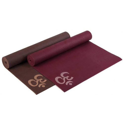 YOGISTAR Yoga Mat Basic OM