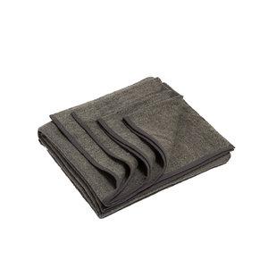 Manduka Manduka  Recycled Wollen deken -Sediment