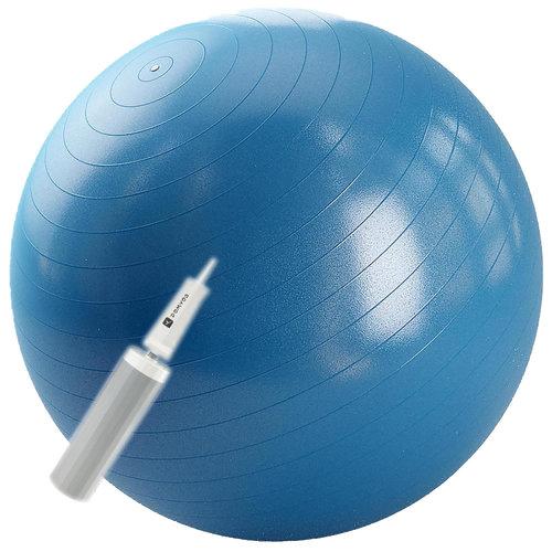 Fitnessbal met pomp