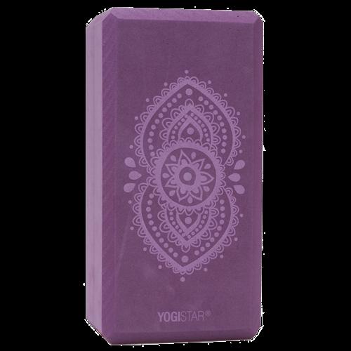 YOGISTAR Yoga Blok Basic Ajna Chakra