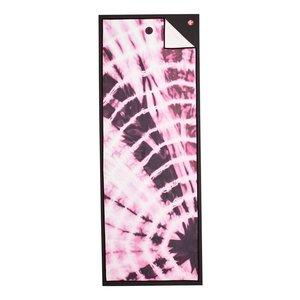 Yogitoes, yoga handdoeken Yogitoes® yoga towel - Tie Dye Fuchsia