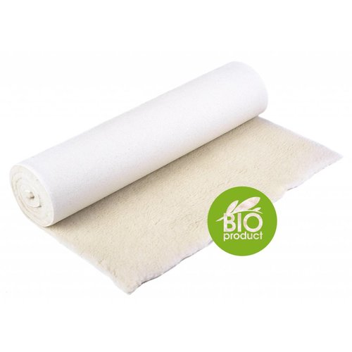 YOGISTAR Yoga Mat Natural (BIO scheerwol)