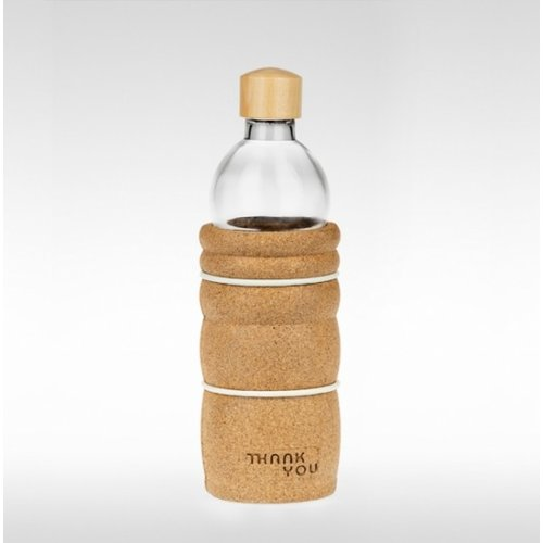 "Nature's Design Eco Drinkfles ""Thank You"""