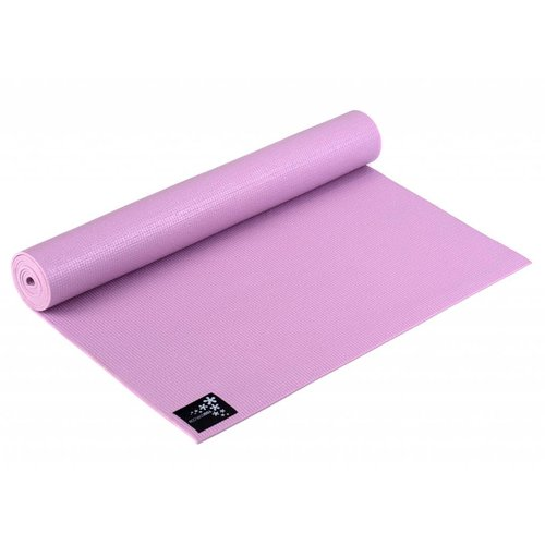YOGISTAR Yoga Mat Basic Rosa