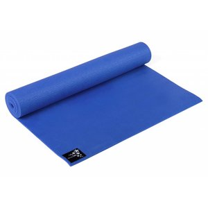 YOGISTAR Yoga Mat Basic Blauw
