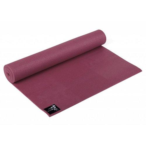 YOGISTAR Yoga Mat Basic Bordeaux