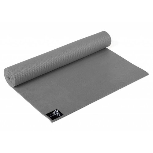 YOGISTAR Yoga Mat Basic Grijs