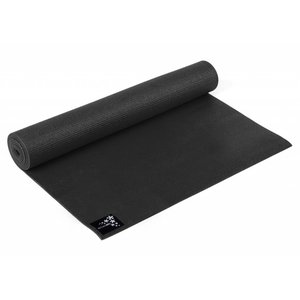 YOGISTAR Yoga Mat Basic Zwart