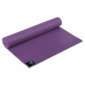 YOGISTAR Yoga Mat Basic Aubergine