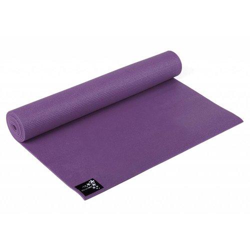 YOGISTAR Yoga Mat Basic Aubergine