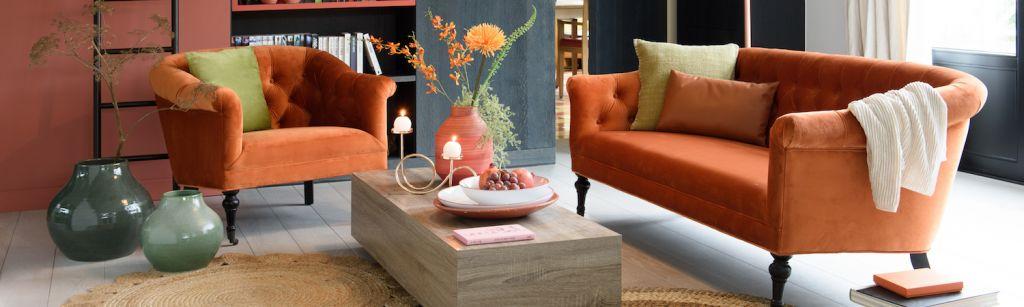 Sofa's & banken