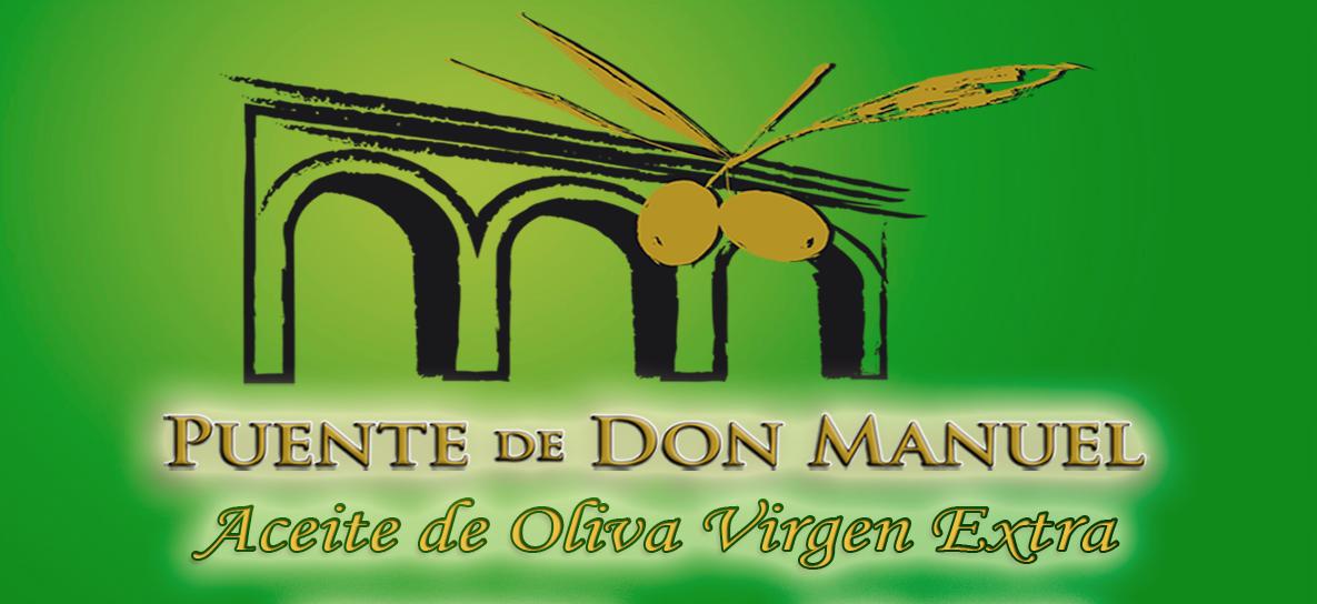 Olijfolie Puente de Don Manuel Olijfolie extra vierge Puente de Don Manuel 750ml