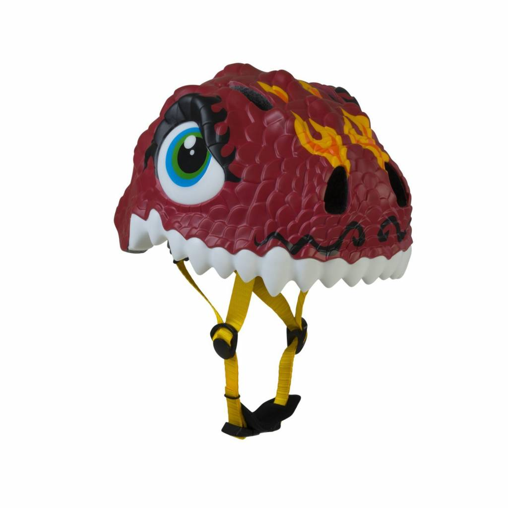Kinderhelm / Fietshelm Chinese Draak / Chinese Dragon Small 49-55 cm