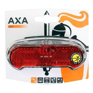 Axa achterlicht Riff auto 80mm
