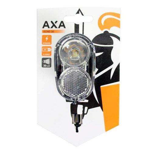 Axa koplamp Echo Led 30 Lux aan/uit