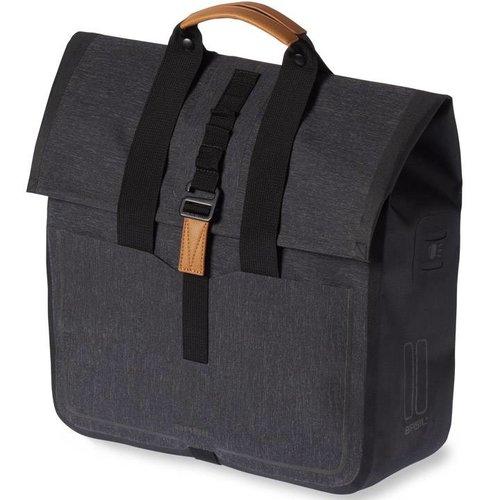 Basil shoppertas Urban dry charcoal