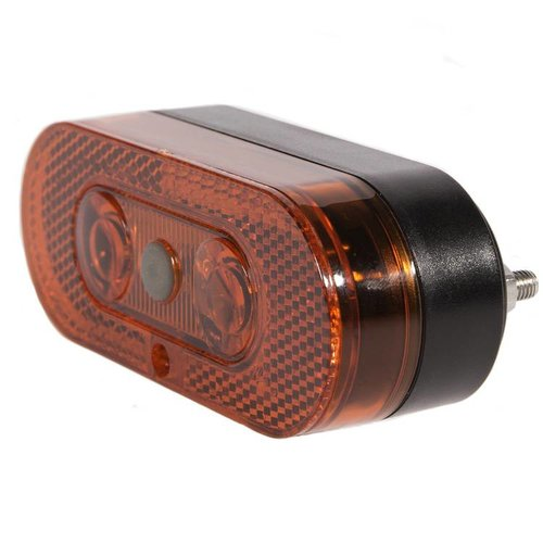 IKZI refl/achterlicht Zlim 50/80mm