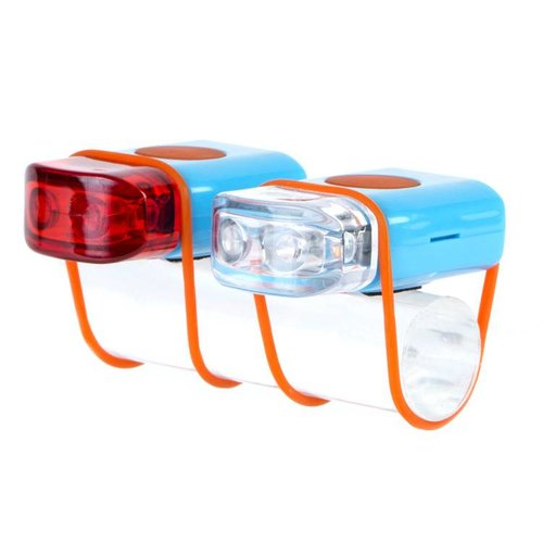 IKZI verlichting set mini Stripties led bl