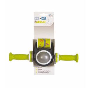 Qibbel toybar groene handvat