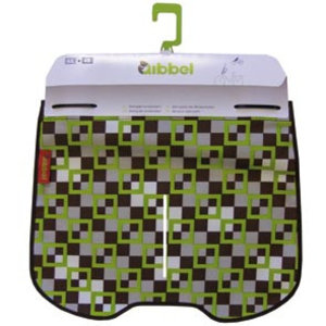 Qibbel windschermflap checked green