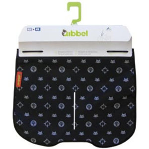Qibbel windschermflap family black