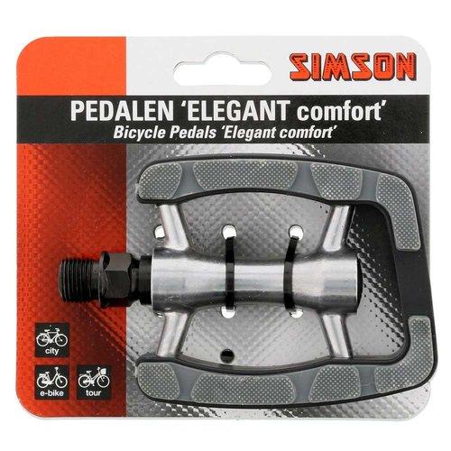 Simson pedalen Elegant comfort