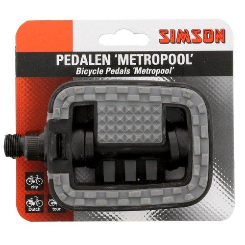 Simson pedalen Metropool
