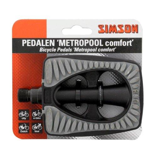 Simson pedalen Metropool Comfort