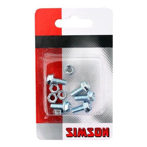 Simson spatb boutjes M5x12 (5)
