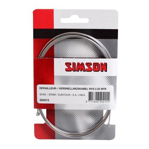 Simson versn kabel 2.25m