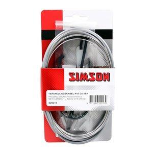 Simson versn kabel Nexus RVS zi