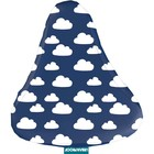 URBAN PROOF Zadelhoes Wolken blauw