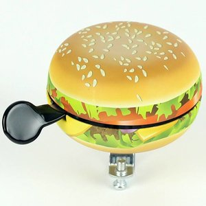 Widek fietsbel Ding Dong hamburger krt