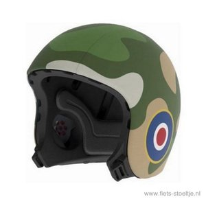 EGG Helm maat S incl. Skin Tommy Small
