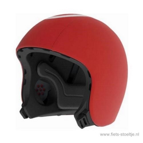 EGG Helm maat S inclusief Skin Ruby Small