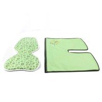 Kussenset Mini + Windflap Eco Chic Green