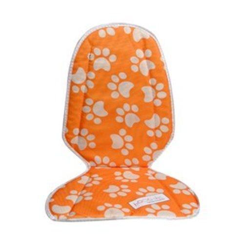 Hooodie Kussentje Mini Oranje Poten