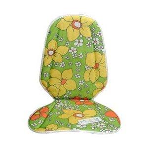 Hooodie Kussentje Mini Groene Bloemen