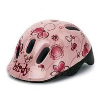Babyhelm Birdy roze