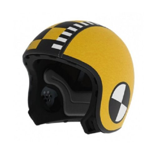 EGG Helm maat S inclusief Skin Sam Small