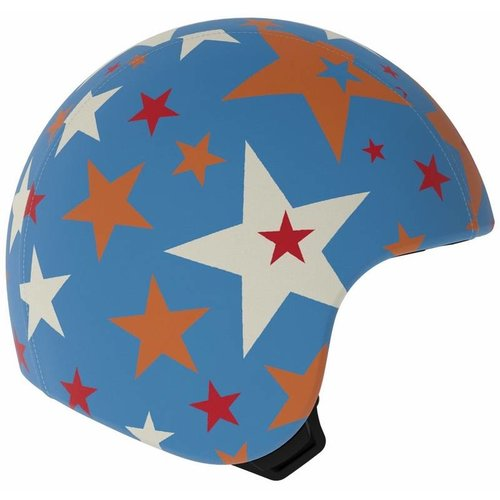 EGG Helm maat S inclusief Skin Stars Small