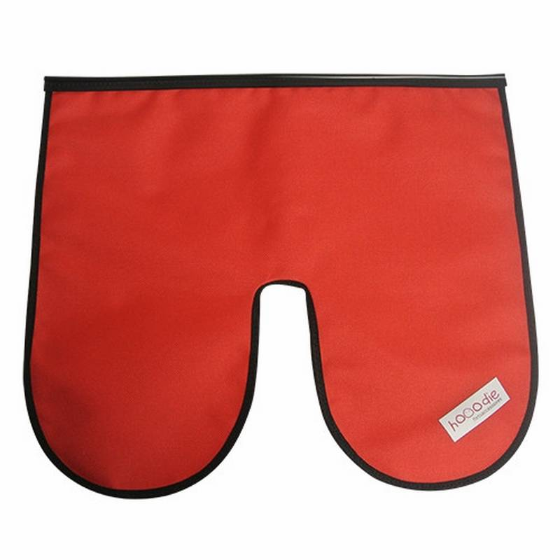 Windscherm Flap Bright Red Solid