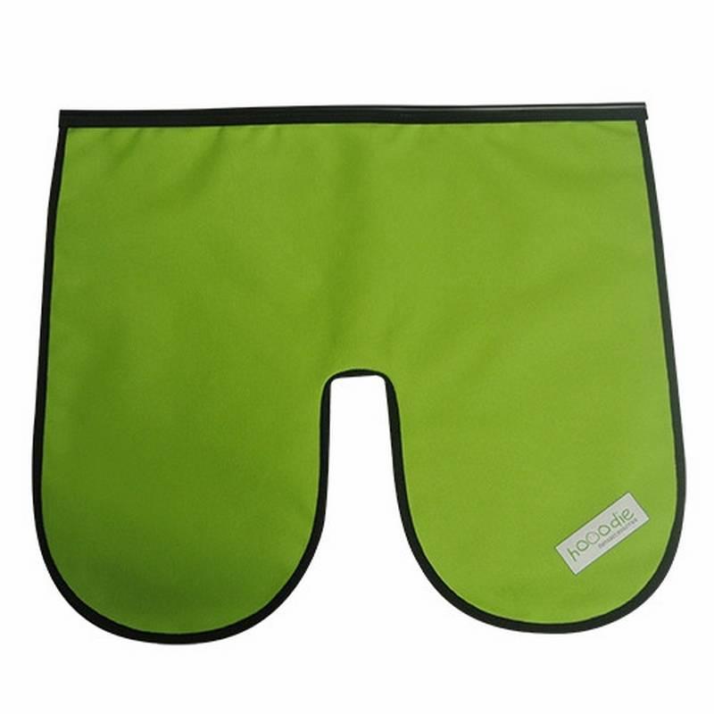 Windscherm Flap Lime Solid