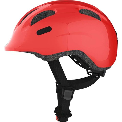 Abus Kinderhelm / Fietshelm Smiley 2.0 sparkling red Small 45-50