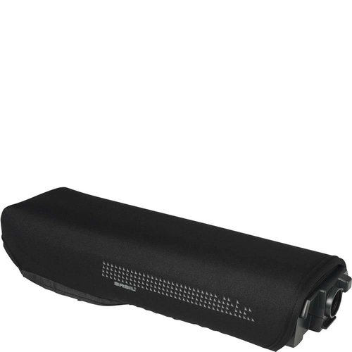 Basil Accu / Batterij Cover drageraccu black lime