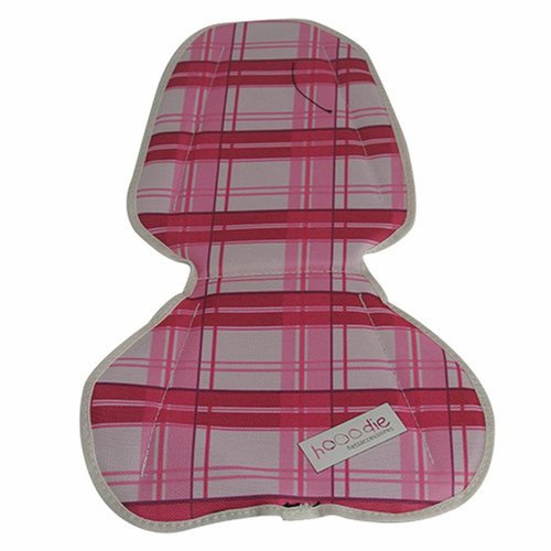 Hooodie Kussentje Mini Pink Plaid