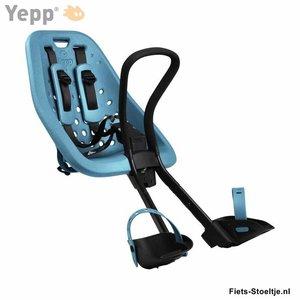 GMG Yepp Mini voorzitje ocean Fietsstoeltje