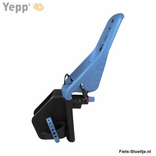 Thule Yepp Original Maxi Achterzitje Blauw Easy-Fit Fietsstoeltje