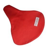 Zadeldekje  Bright Red Solid