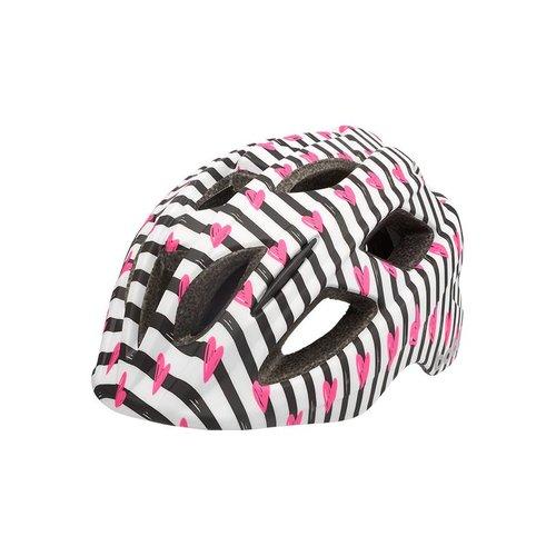 Bobike Kinderhelm Plus S Pink Zebra
